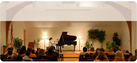 Piano Recitals Banner